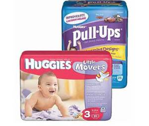New – Save Up To $8.50 In High Value Huggies And Pull-Ups Coupons!