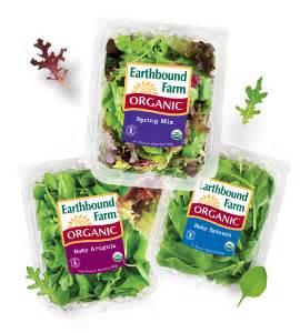 New $2.00 off any two Earthbound Farm 5 oz. salads Printable Coupon!
