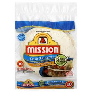 New – Save $1.00 off (1) Mission Carb Balance Tortillas + ShopRite Deal!