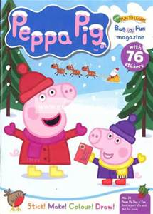 Subscribe to Peppa Pig For Your Little One And Pay Just $13.99 A Year!