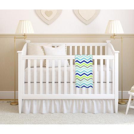 Little Starter Toddler Chevron Blanket Only $3.99 At Walmart (Regular $9.99)