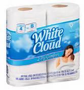 White Cloud Bath Tissue Just $2.98 A 6 Pack At Walmart!