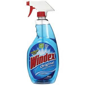 Save $0.50 off any Windex product