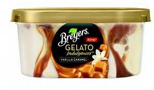 New – Save $1.00 off ONE Breyers Gelato Indulgences™ product