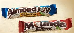 FREE: Almond Joy 1.61oz or Mounds 1.75oz! {SavingStar Freebie Friday Offer}