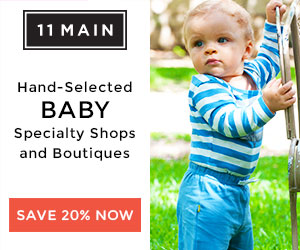SIGN UP WITH 11 MAIN Take 20% Off Your First Order!