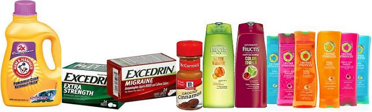 New Coupons To Print Including:  Arm & Hammer, Kellogg's, Garnier, Hefty & More!