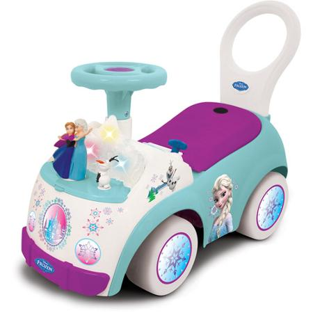 Disney Frozen Magical Adventure Activity Ride-On (Walmart Value Of The Day)