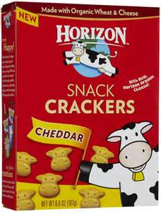 Buy 1 Any Horizon Snack Crackers and get 1 free