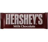 FREE – HERSHEY'S Milk Chocolate bar