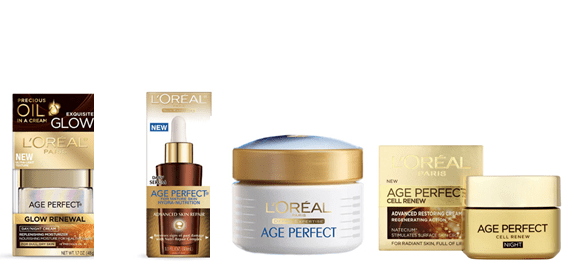 New Coupon: SAVE $1.00 on ANY L'Oréal Paris Skincare product (excludes trial size)