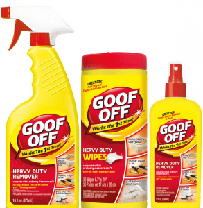 Save $2.00 off ONE (1) Goof Off Heavy Duty Item