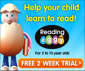 Teach Your Child to Read With This Back To School Reading Program!
