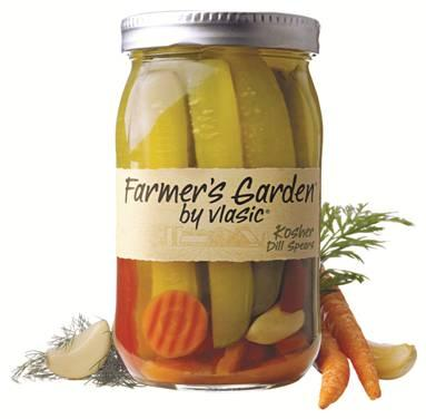 New Coupon: Save $1.00 off any 1 Jar of Farmer's Garden Vlasic Pickles