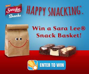 $1.00 /1 Sara Lee Snacks Coupon & Sweepstakes
