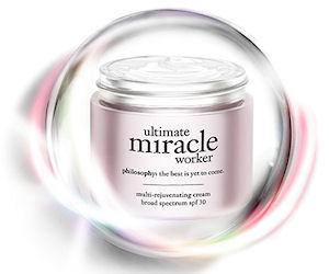 Free Philosophy Ultimate Miracle Worker Multi-Rejuvenating Cream