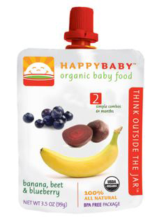 New Coupon – $1.00 off Any Three (3) Happy Baby pouches