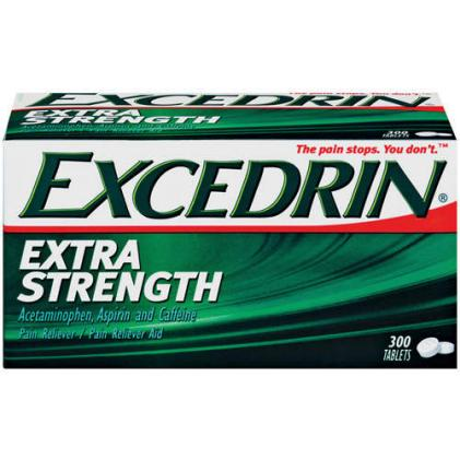 New Coupon $1.00 off any one EXCEDRIN product