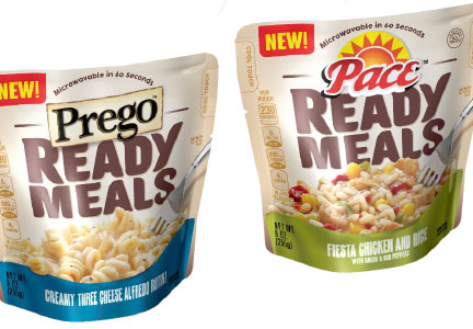 FREE – NEW Pace or Prego Ready Meals