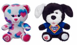 Build-A- Bear Workshop: 40% Off Buddies Merchandise