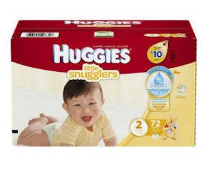 Free Sample of Huggies Little Snugglers Diapers