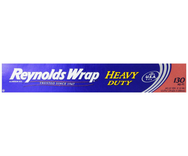 Save: $1.00 off ONE Reynolds Wrap Heavy Duty Grill Foil