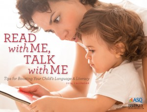 Free 2016 Read 'With Me calendar'!