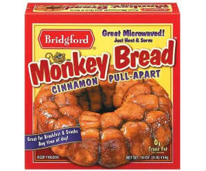 Bridgford – Coupon for $0.75 Off + Walmart Deal on Monkey Bread