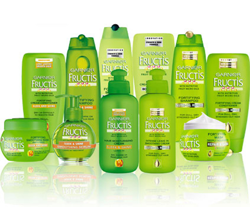 New – $1.00 off ONE GARNIER FRUCTIS Hair Product