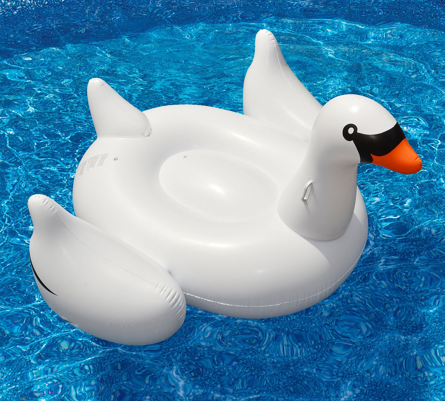 Amazon Deal: Giant Inflatable Swan 54% Off, Only $23