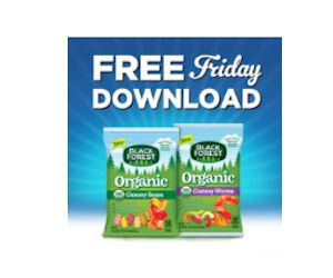 Kroger – Free Black Forest Gummy Bears or Worms!