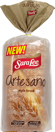 Sara Lee Artesano Sandwich Bread