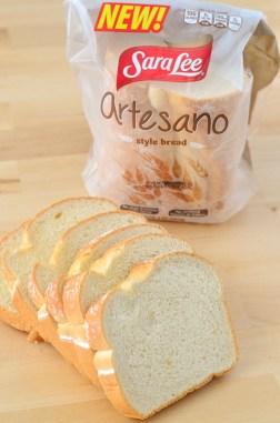 Sara Lee Artesano Sandwich Bread 1