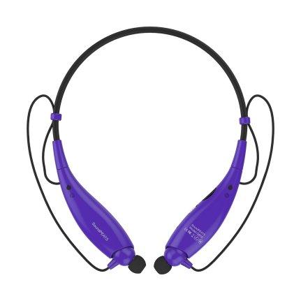 SoundPEATS Q800 Wireless Bluetooth Headset Stereo Neckband Sport Music Bluetooth Headphones1