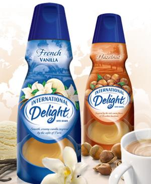 *Rare* $0.45 off 1 International Delight Coffee Creamer