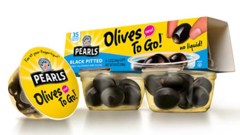 Pearls Olives – $1 Off To Go 4ct Coupon + Walmart Deal