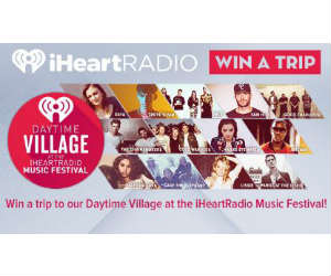 Win a Trip to the iHeartRadio Music Festival in Las Vegas