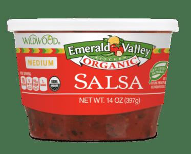 Free organic salsa