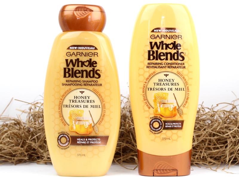 Save – $1.00 off (1) GARNIER BLENDS Shampoo & Coditioner