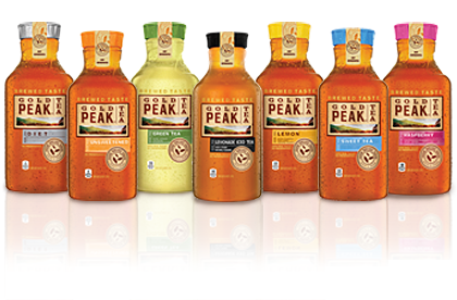 *Rare* $1.00 off any 2 Gold Peak Tea Products