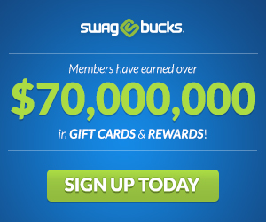 Earn Free Prizes With SwagBucks!
