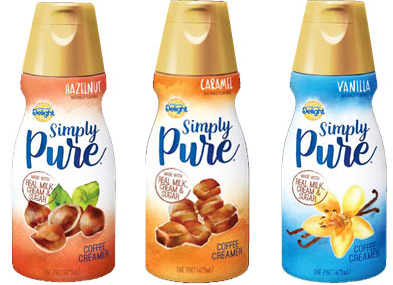Save – $0.40 off any One Simply Pure Coffee Creamer