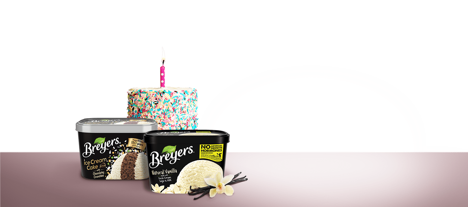 Win a Family Vacation to a Six Flags Theme Park & Breyers Prizes