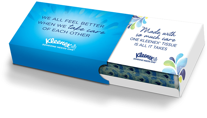 Get A Free Kleenex Care Pack!