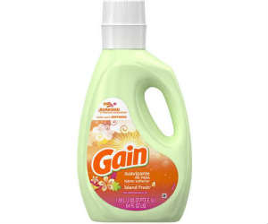 Gain Island Fresh Fabric Softener only $0.97 at Walmart with Coupon!