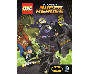 Free download lego batman comic book!