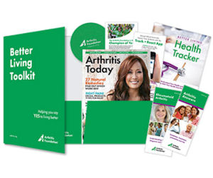 Free Arthritis Today Magazine & Jar Opener