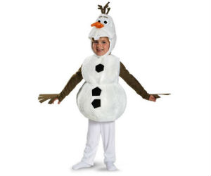 Disney Frozen Baby Olaf Costume $7.57 Shipped