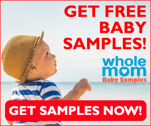 *FREE* Whole Mom Baby Samples!