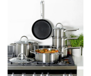 Win a6-Piece Professional Steel Cookware Set worth $400